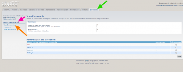 phpBB - Extension - Linked Accounts - Paramètres - Vue d'ensemble.png