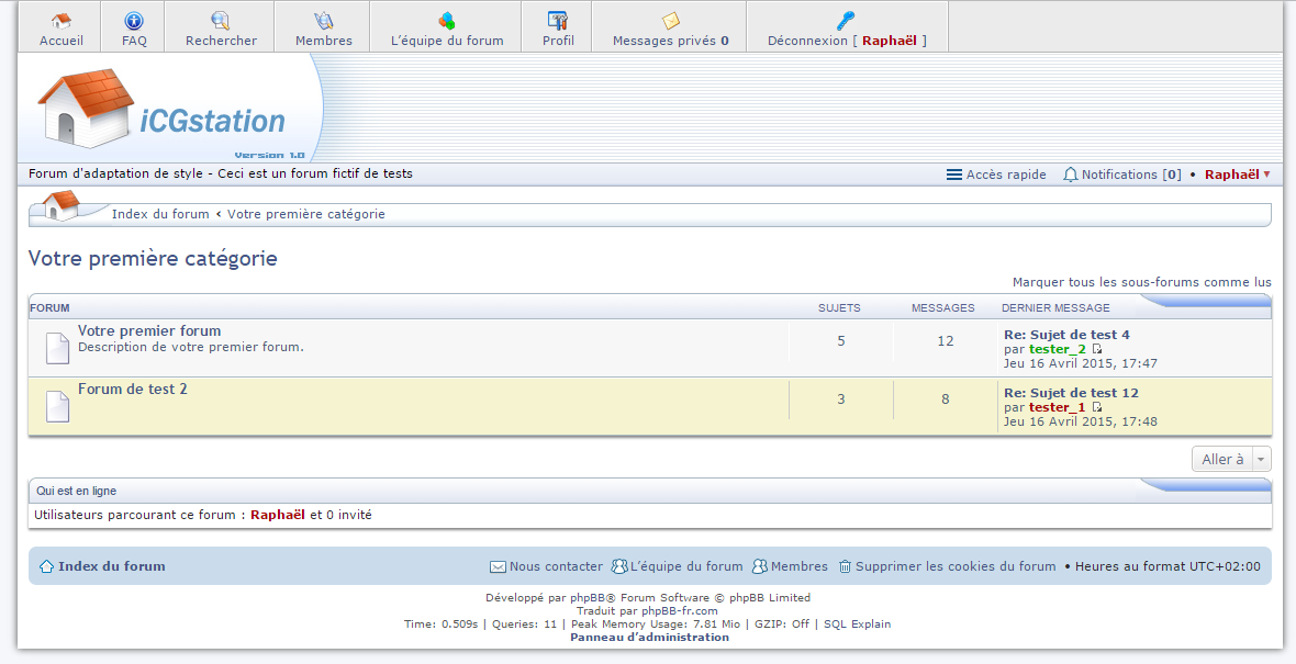 iCGstation_v3.1.3-dev_screenshot_01_viewforum_category.png